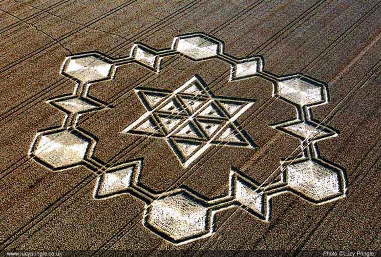Los círculos de las cosechas