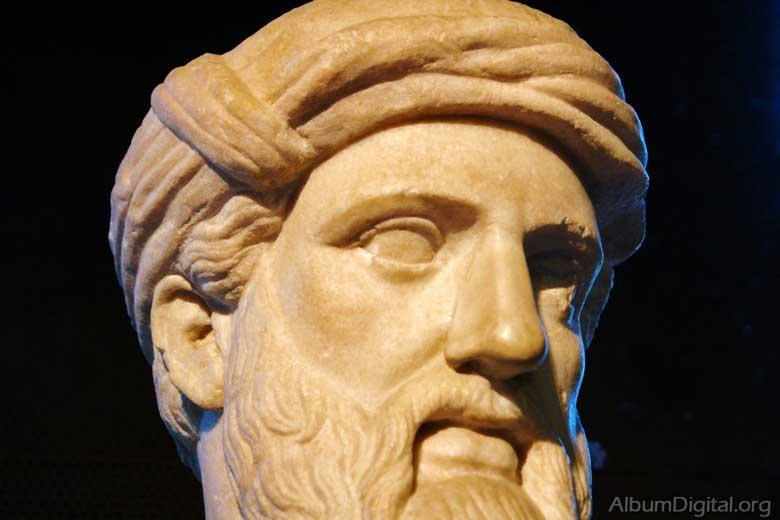 Busto de Pitágoras de Samos
